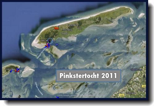 Pinkstertocht 2011